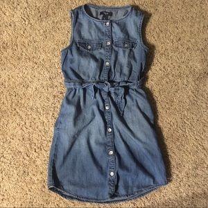 GapKids denim dress